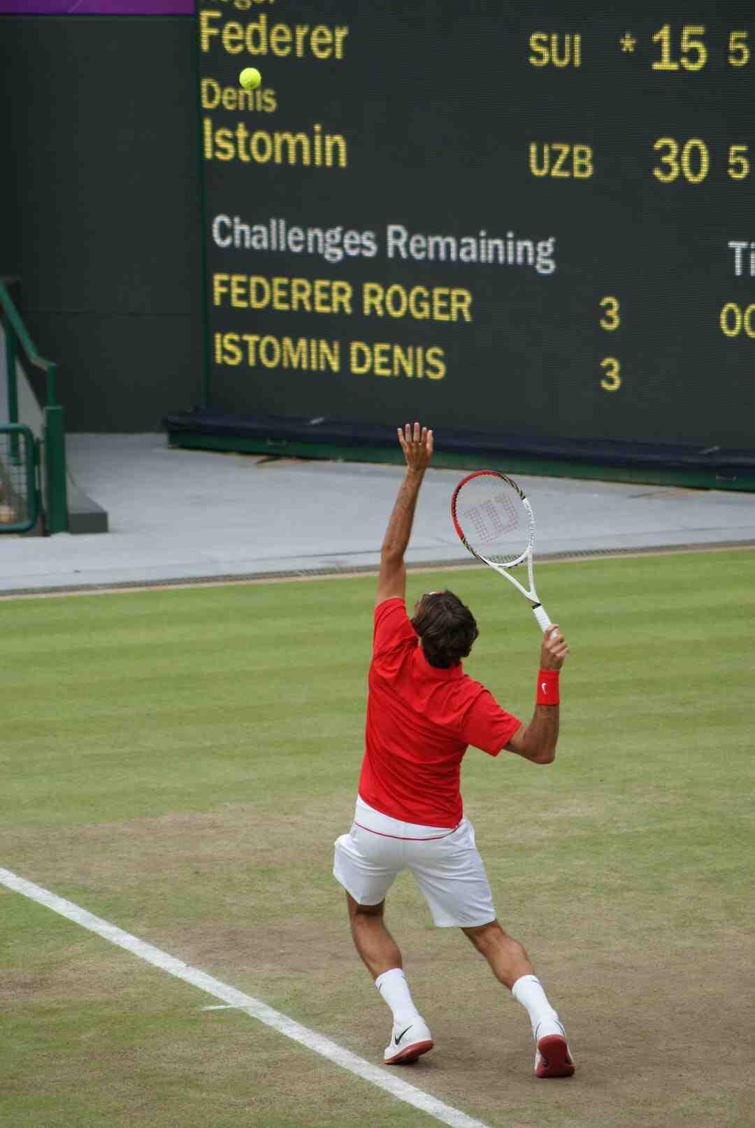 Comment progresser au tennis